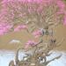 Femme arbre cerisier