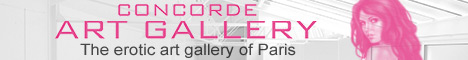 Concorde Art Gallery - Erotic Exhibitions of paintings, photography and drawings