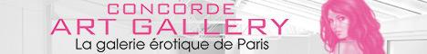 Concorde Art Gallery - Expositions érotique de peintures, photos et dessins